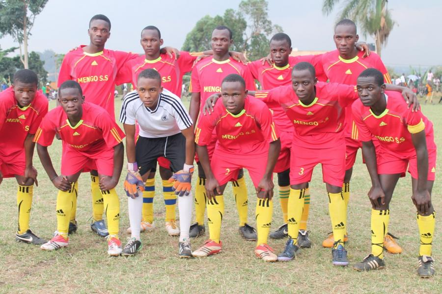 Nsubuga House Football team 2016
